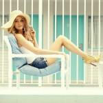 "Danielle King in ""Late Stay"" by Maximilian Rivera"